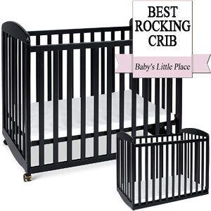 Best Mini Cribs - DaVinci Alpha