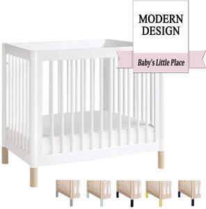 Babyletto Gelato 2-in-1 Mini Convertible Crib Review