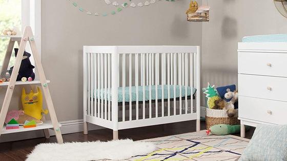 Babyletto Gelato 4-in-1 Convertible Mini Crib