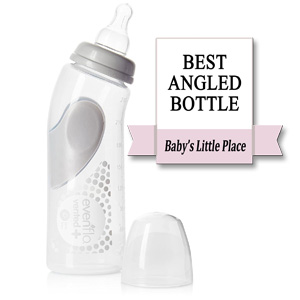 Best Baby Bottles - Best Angle Neck Bottle