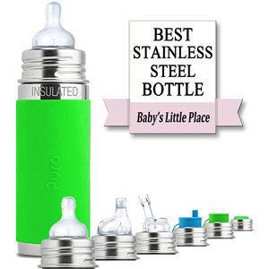 Best Baby Bottle: Best Stainless Steel bottle