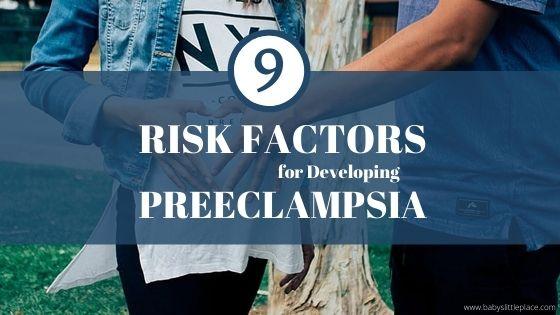 Risk Factors for Developing Preeclampsia