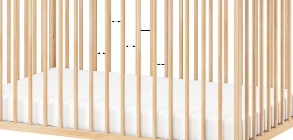 Crib Slat