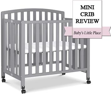 DaVinci Dylan Folding Portable 3-in-1 Mini Crib Review