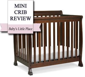 DaVinci Kalani 4-in-1 Convertible Mini Crib Review