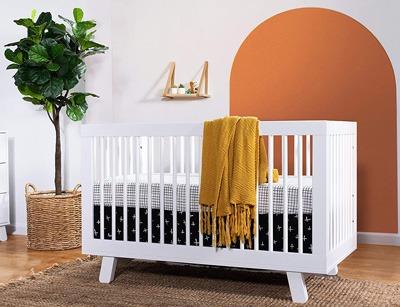 Baby Nursery Checklist: Crib is a Must-Have