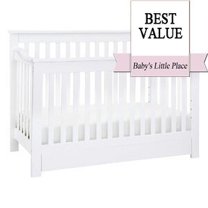 Best Convertible Cribs With Drawers Underneath