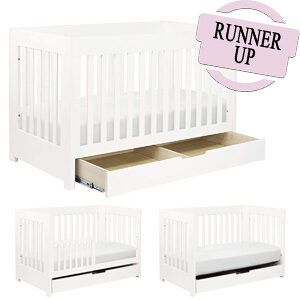Best Convertible Cribs With Drawers Underneath - Runner Up
