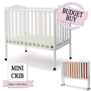 Best Baby Cribs on Wheels | Mini Affordable Crib