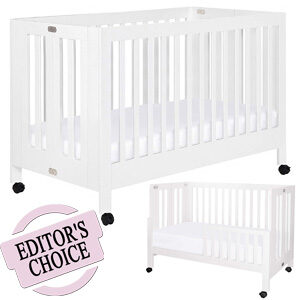 Best Baby Cribs on Wheels | Best Overall