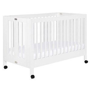 Best full-size crib on wheels