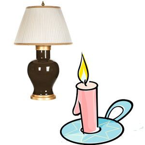 Types of Baby Night Lights that we do not recommend