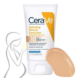 Best Pregnancy-Safe FACIAL Sunscreens | Best Tinted Choice