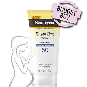 Best Pregnancy-Safe Sunscreens | Best Budget Buy
