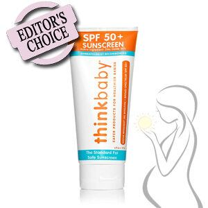 Best Pregnancy-Safe Sunscreens   Editor's Choice