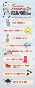 9 Summer Pregnancy Tips: How To Survive Hot Months?