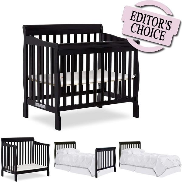 Best Convertible Mini Cribs: Editor's Choice