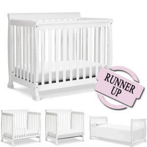 Best Convertible Mini Cribs: Runner Up