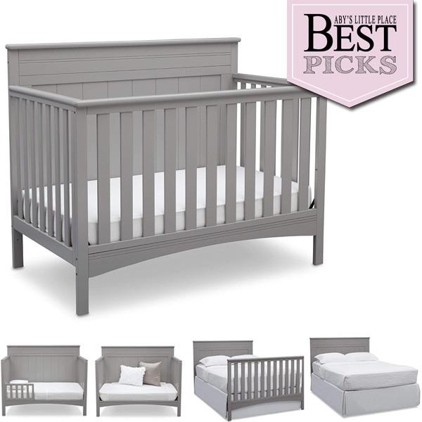 Best Farmhouse Baby Cribs   Best Budget Buy