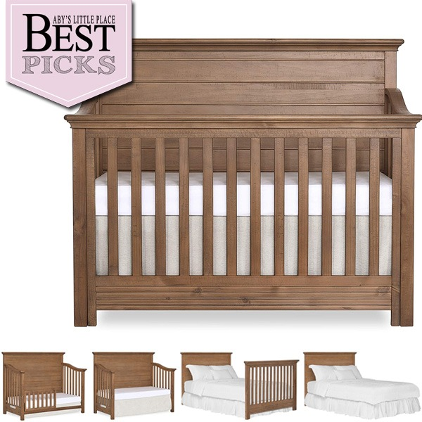 Best Farmhouse Baby Cribs   MY Favorite