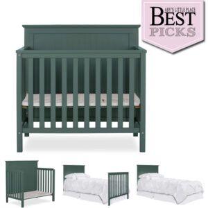 Best Mini Farmhouse Cribs   Runner Up