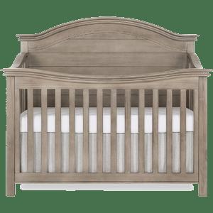 Top-Rated Bell-Shaped Farmhouse Crib   Evolur Belmar