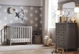 Best Mini Convertible Cribs - Best Bell-Shaped Mini Crib